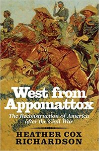 West from Appomattox: The Reconstruction of America after the Civil War [Paperback]